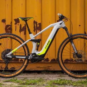 VTT CUBE STEREO HYBRID 140 HPC RACE 625 GREY 18″